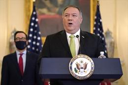 Ngoại trưởng Mỹ tố Lãnh sự quán Trung Quốc tại New York là 'ổ tình báo'