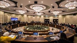 Ai Cập đứng đầu liên minh quốc tế ở Đông Địa Trung Hải