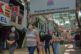 Malaysia ghi nhận ngày có số ca mắc COVID-19 cao nhất 4 tháng
