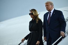 Một tháng nhiều sự kiện không thuận lợi của Tổng thống Donald Trump