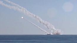 Video Nga phóng thử thành công tên lửa hành trình siêu thanh Zircon