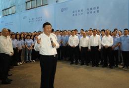 Chủ tịch Trung Quốc nhấn mạnh chất lượng tăng trưởng, tự cường kinh tế