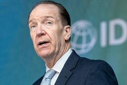 WB cấp 12 tỉ USD giúp các nước đang phát triển ứng phó đại dịch COVID-19