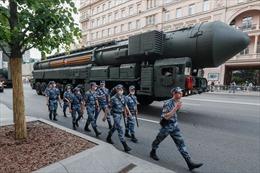 Mỹ-Nga tiến gần đến thỏa thuận gia hạn hiệp ước kiểm soát vũ khí hạt nhân