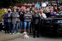 Bầu cử Mỹ: Ông Biden tìm cách lôi kéo nhóm cử tri da trắng trung thành với ông Trump