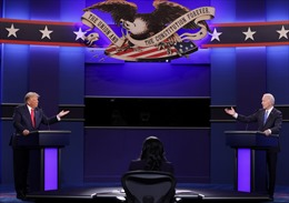 Thế giới tuần qua: Bầu cử Mỹ qua vòng tranh luận cuối cùng; Dịch COVID-19 lan mạnh tại châu Âu