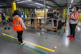 Amazon tuyển 100.000 lao động phục vụ mùa mua sắm lớn