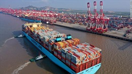Trung Quốc tăng nhanh nhập khẩu hàng hoá Mỹ