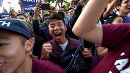 Thay đổi của cử tri gốc Á trong cuộc bầu cử Tổng thống Mỹ năm 2020