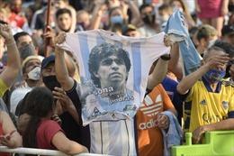 Maradona tiết lộ mong ước lớn nhất cuối đời: Được sống bên mẹ thêm một ngày