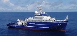 Philippines lên tiếng về vụ đuổi tàu thăm dò Trung Quốc vi phạm lãnh hải