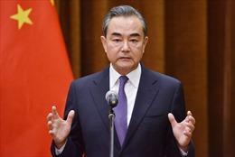 Ngoại trưởng Trung Quốc Vương Nghị kêu gọi 'cài đặt lại' quan hệ Mỹ-Trung