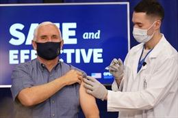 Vaccine COVID-19 - sự đồng nhất hiếm thấy trong giới lãnh đạo Mỹ