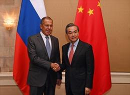 Nga, Trung Quốc cam kết tăng cường hợp tác vượt giai đoạn biến động