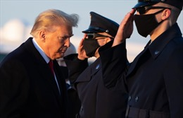 Lầu Năm góc bí mật thảo luận kịch bản hành động ông Trump áp thiết quân luật