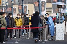 Chiến lược 'sống chung với virus' của Hàn Quốc đối diện thử thách lớn