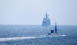 Màn phô trương sức mạnh tàu ngầm của Mỹ-Israel và cảnh báo từ Iran