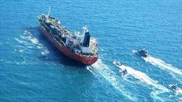 Mỹ yêu cầu Iran thả tàu chở dầu Hàn Quốc bị bắt giữ ở vùng Vịnh