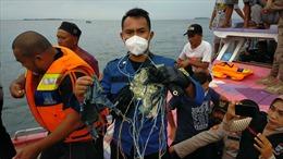 Tìm thấy thi thể và mảnh vỡ nghi của máy bay Boeing 737 mất tích tại Indonesia