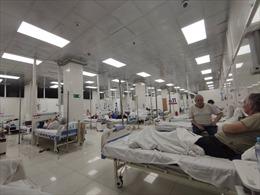 Hành trình trong bệnh viện dã chiến Nga chữa COVID-19