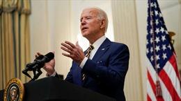 Tổng thống Biden úy lạo giới ngoại giao Mỹ trong bài phát biểu lớn đầu tiên về đối ngoại