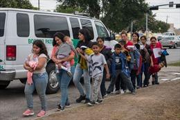 Tổng thống Joe Biden tính tăng 8 lần số lượng người tị nạn vào Mỹ