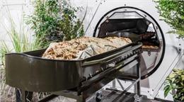 Nhà tang lễ đầu tiên tại Mỹ chạy dịch vụ ủ thi thể thành phân hữu cơ