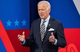 Tổng thống Joe Biden than 'mệt mỏi' khi phải nhắc đến ông Trump