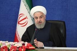 Tổng thống Iran tiết lộ từng 8 lần từ chối lời mời gặp gỡ ông Trump