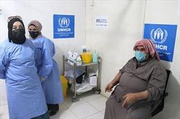 Tiêm ngừa COVID-19 cho người tỵ nạn, Jordan nổi lên là hình mẫu của thế giới