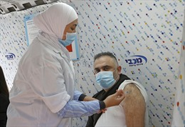 Israel cấp thẻ Xanh cho người tiêm đủ 2 mũi vaccine ngừa COVID-19