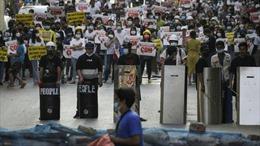 Mỹ tăng cường trừng phạt Myanmar