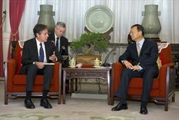 Mỹ không quá kỳ vọng vào cuộc gặp cấp cao với Trung Quốc ở Alaska
