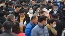 Tỷ lệ thất nghiệp vượt 13%, giới trẻ Trung Quốc chật vật tìm việc làm