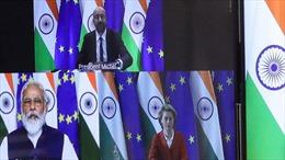EU và Ấn Độ tìm kiếm thỏa thuận thương mại để đối phó với Trung Quốc