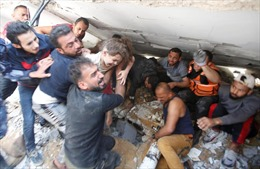 Giao tranh Israel-Palestine trải qua ngày đẫm máu nhất, quốc tế đẩy mạnh nỗ lực ngoại giao