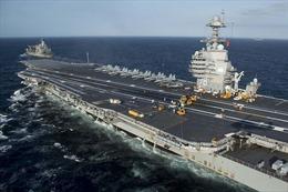 5 hệ thống vũ khí mới giúp Hải quân Mỹ mạnh hơn đáng kể