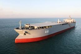 Mỹ giám sát chặt hai tàu chiến Iran nghi đang trên hành trình tới Venezuela