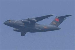 Malaysia điều tiêm kích chặn đầu 16 máy bay quân sự Trung Quốc