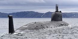 Uy lực siêu tàu ngầm mới gia nhập Hải quân Nga khiến Mỹ lo ngại