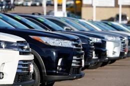 Kỳ lạ thị trường ô tô Mỹ: Xe đi hai năm bán vẫn lãi cả nghìn USD