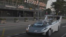 Video xe hơi bay hoàn tất màn thử nghiệm lịch sử cả trên không và trên bộ