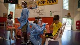 Tiêm chủng hàng đầu thế giới, Israel vẫn chọn cẩn trọng trước biến thể Delta