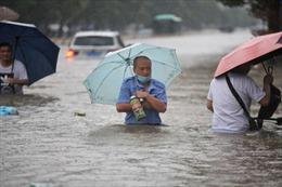 Lũ lụt diễn biến nghiêm trọng ở Trung Quốc, 200.000 người mất nhà cửa, 1,2 triệu người bị ảnh hưởng