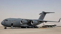 Máy bay 'Ngựa thồ' C-17 – tâm điểm trong chiến dịch không vận ở Afghanistan