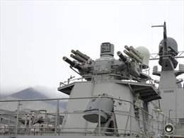 Nga lần đầu tiên tích hợp hệ phòng thủ Palma trên tàu chiến nước ngoài