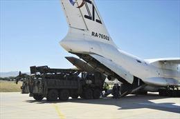 Thổ Nhĩ Kỳ quyết sắm cả trung đoàn tên lửa phòng không S-400 của Nga