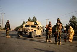 Mỹ đánh chặn loạt 5 rocket tấn công sân bay Kabul