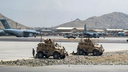 Mỹ phá hủy hơn 70 máy bay trước khi rút hết quân khỏi Afghanistan
