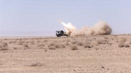 Iran thử thành công hệ thống hệ thống tên lửa nội địa đời mới nhất